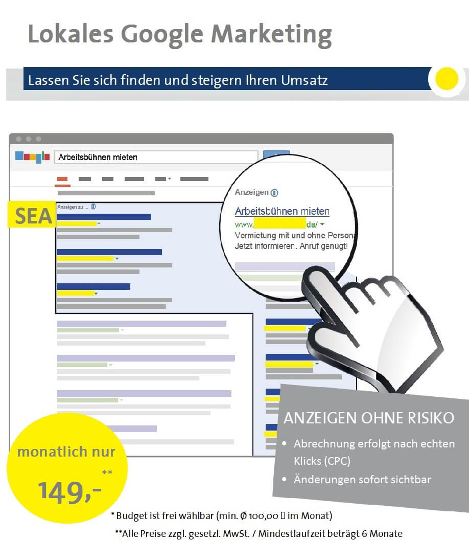 Lokales Google Marketing Hameln
