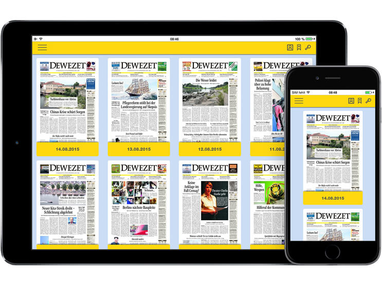 e-Paper DEWEZET Zeitung