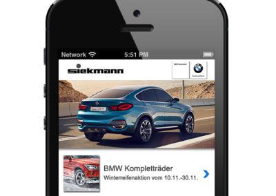 BMW Siekmann