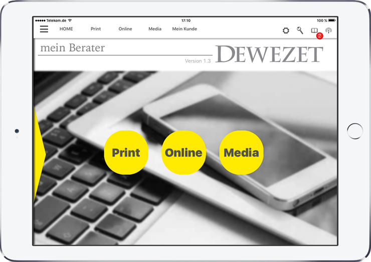 e-Paper Lokale Nachrichten DEWEZET