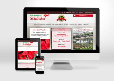 Blumenhaus Schlieker