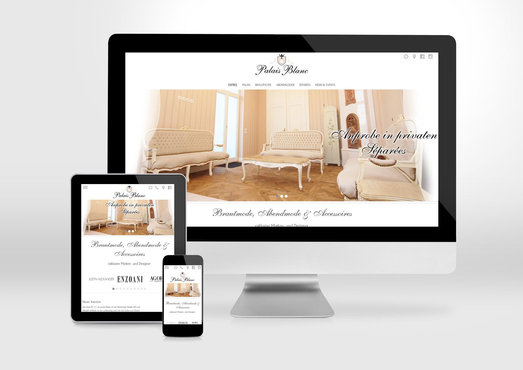 Palais Blanc Brautkleider Accessoires Medien 31 Hameln