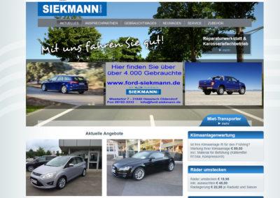Autohaus Ford Siekmann