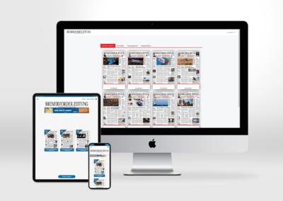 Bremervörder Zeitung E-Paper